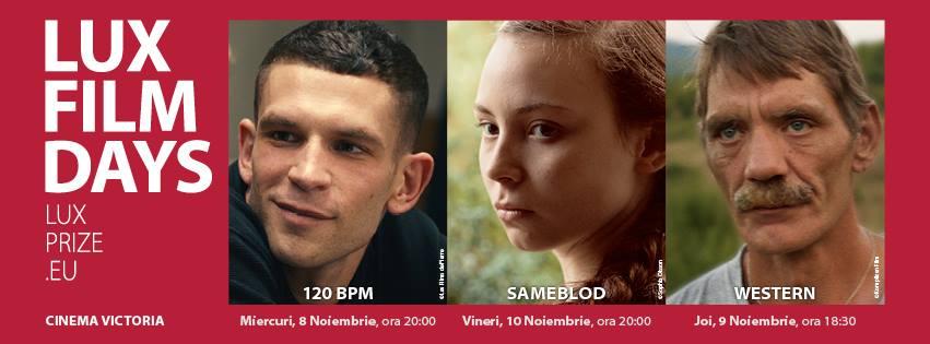 Zilele Filmului LUX revin la Cinema Victoria din Cluj, cu INTRARE LIBERA! Ce filme vor rula?