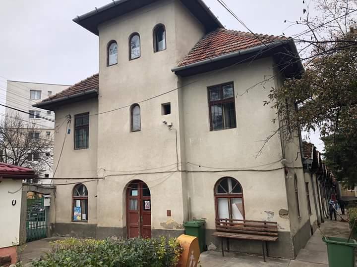 Singura școală specială din Romania pentru deficienți de auz aflată la Cluj, reabilitată de Consiliul Județean Cluj