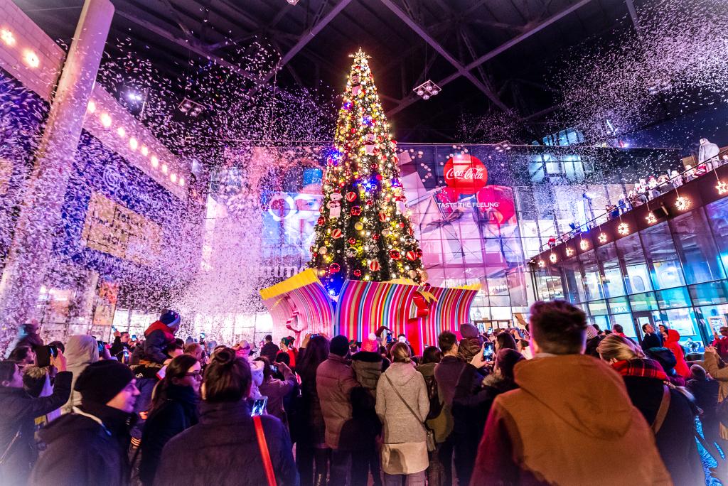 Iulius Mall va fi deschis în a doua zi de Crăciun şi în 2 ianuarie 2018
