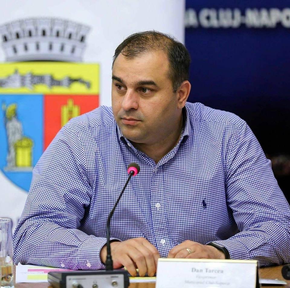 """Viceprimarul Dan Tarcea: """"Clujul pierde 28 de milioane de euro în 2018 din cauza guvernului PSD-ALDE"""""""