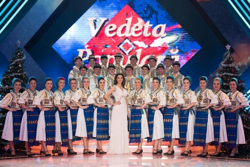 """Programul TV de Anul Nou: Finala emisiunii """"Vedeta populară"""", concerte şi momente din arhivă cu Amza Pellea şi Puiu Călinescu"""
