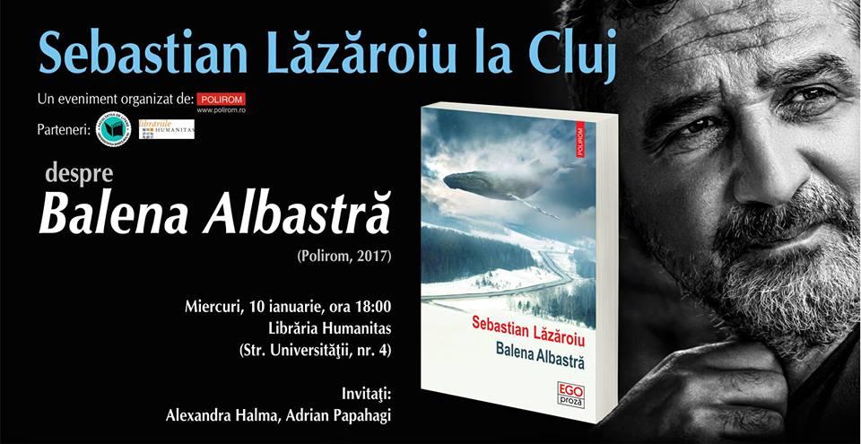 Fost consilier prezidenţial şi ministru îşi lansează primul roman de ficţiune la Cluj