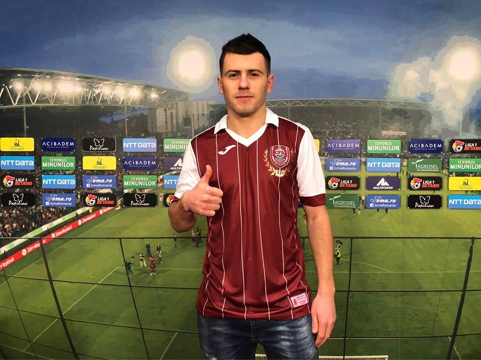 Dan Nistor, cedat de CFR la Dinamo! A venit şi Mihai Bordeianu de la Botoşani!