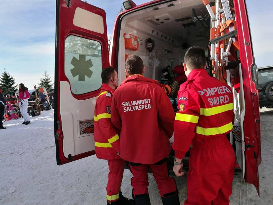 Sfaturile Salvamont Cluj pentru siguranța schiorilor