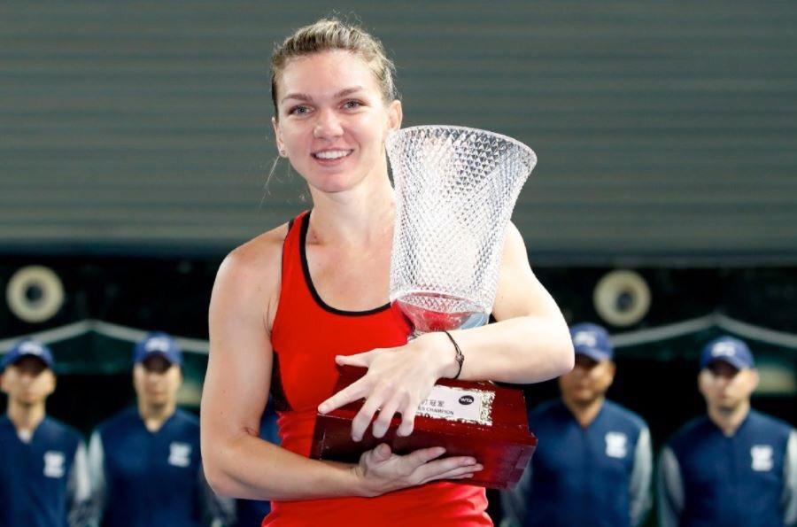 Simona Halep, campioană la Shenzhen, atât la simplu, cât şi la dublu, alături de Irina Begu
