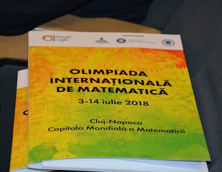 Consiliul Județean Cluj susține financiar organizarea Olimpiadei Internaționale de Matematică de la Cluj!