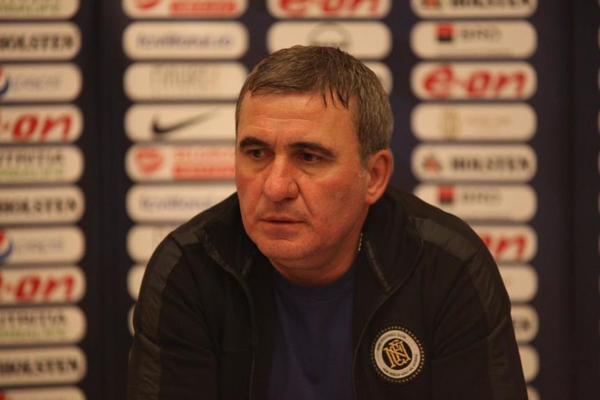 Hagi nu mai vrea să mai vorbească despre despre situaţia fotbalului românesc