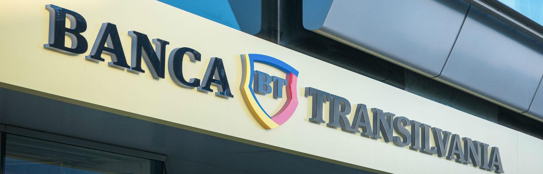 Banca Transilvania, primul brand bancar romanesc care intra in clasamentul Brand Finance Banking 500
