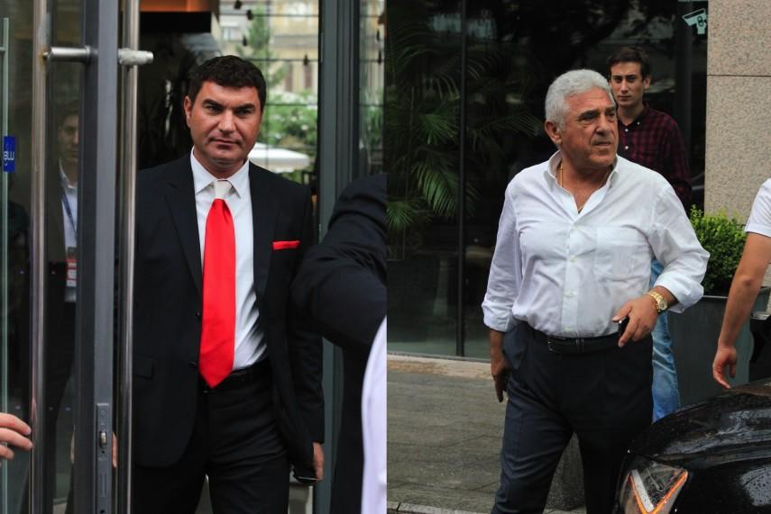 Dosarul Transferurilor: Judecătoarea Terceanu, condamnată definitiv la 7 ani de închisoare! Fraţii Victor şi Ioan Becali se întorc în penitenciar! Cristian Borcea, achitat!