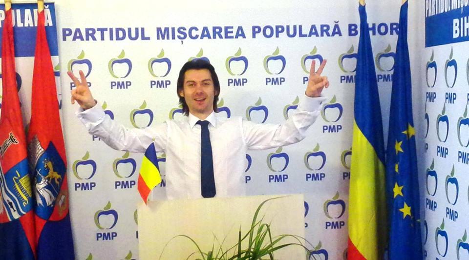 Un fost jurnalist orădean şi fost membru PMP, Daniel Meze, cea mai nouă voce critică în Floreşti împotriva primarului Horia Şulea