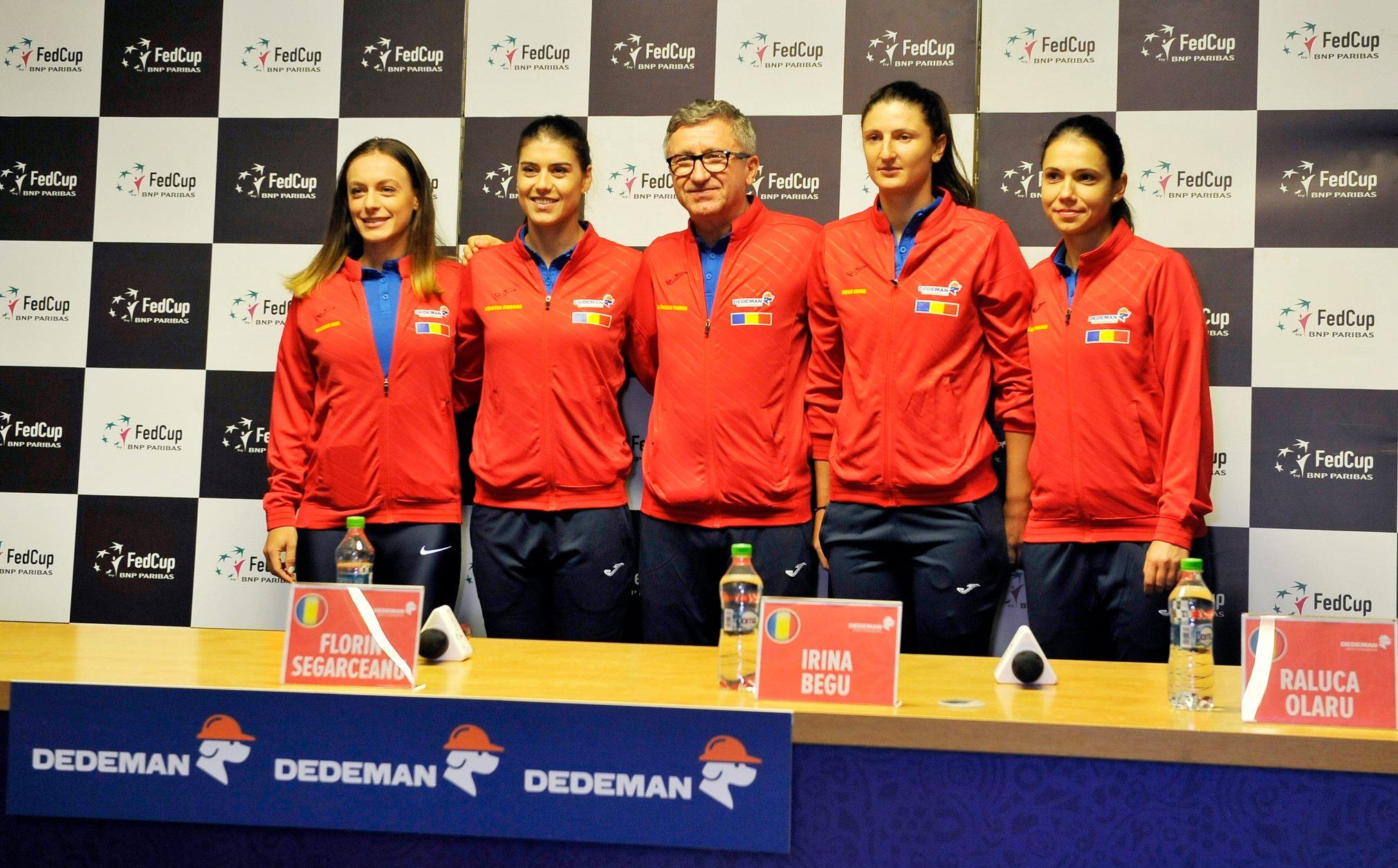 Programul meciurilor de Fed Cup dintre România și Canada! Sorana Cîrstea deschide confruntarea!