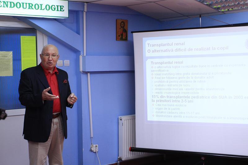 După ce a fost îngropat de managementul condamnatului Mihai Lucan, Institutul Clinic de Urologie şi Transplant Renal Cluj revine pe linia de plutire!