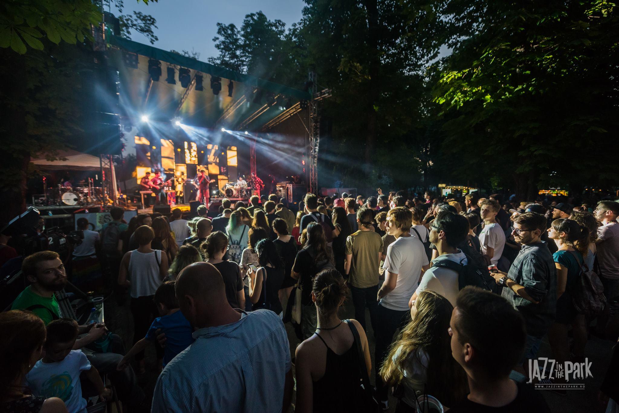Jazz in the Park anunță artiștii care vor veni în 2020 la Cluj-Napoca, pentru prima dată în România