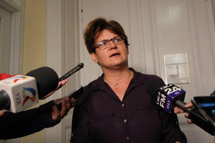 Fostul viceprimar Anna Horvath, condamnata la 2 si 8 luni de inchisoare cu executare pentru trafic de influenta! Omul de afaceri Fodor Zsolt, 2 ani si 6 luni de inchisoare cu suspendare