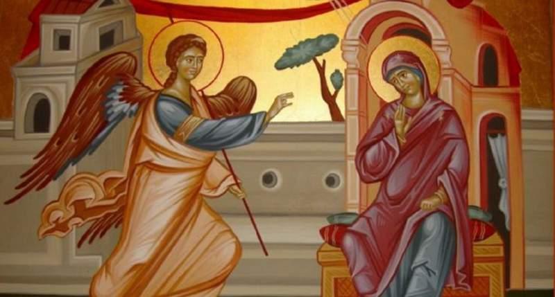 Duminică, 25 martie, creştinii sărbătoresc Buna Vestire – Blagoveștenia sau Ziua Cucului: Semnificaţie, tradiţii şi obiceiuri