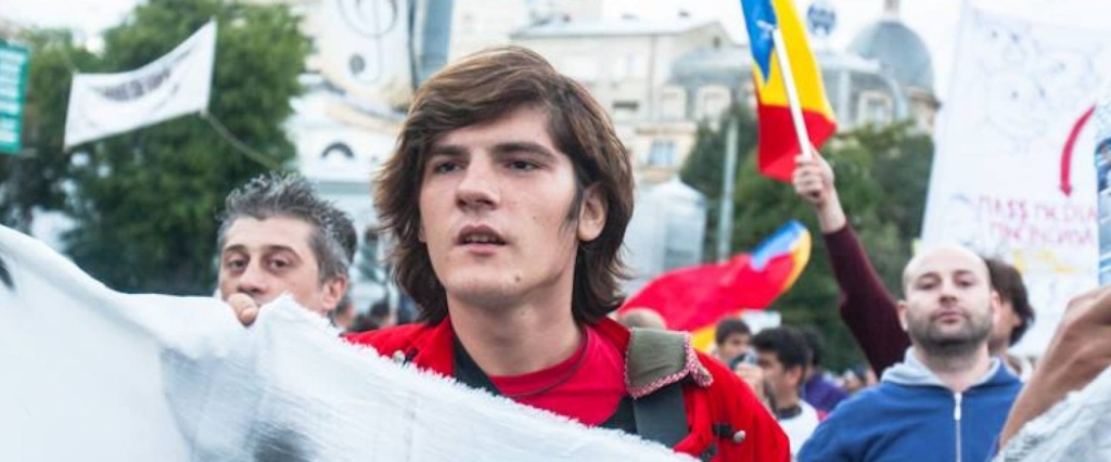 Fondatorul comunităţii Corupţia Ucide, nominalizat Personalitatea Europeană a anului de Euronews!
