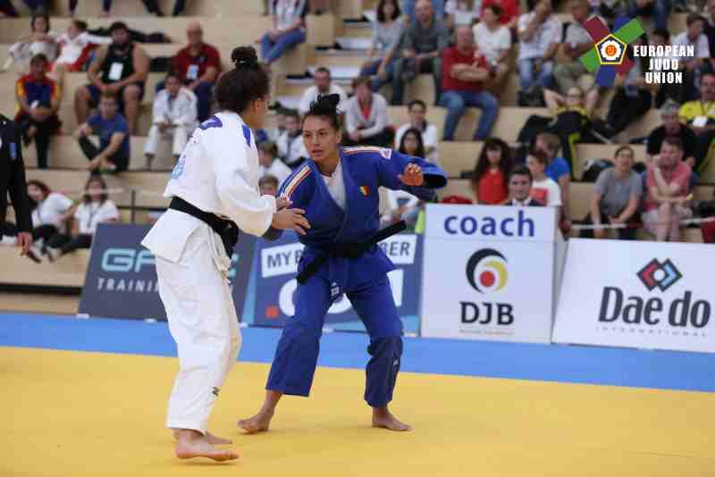 Cinci judoka clujeni de la CS Universitatea Cluj participă în acest weekend la Grand Slam de judo din Rusia