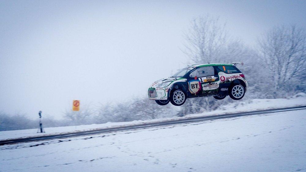 Napoca Rally Academy –  gata de start pentru sezonul 2018 din  Campionatul National de Raliuri Dunlop