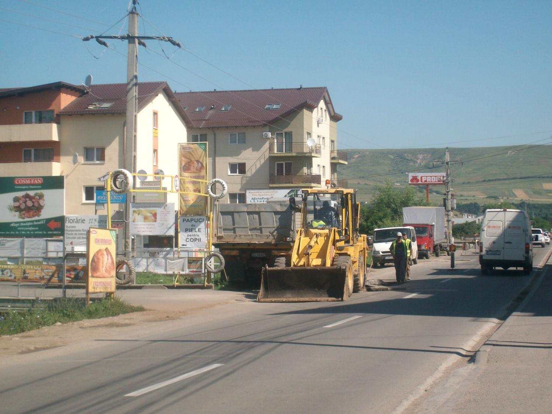 Strada Eroilor din Floresti va fi modernizată cu bani de la bugetul local! Va avea și pistă de biciclete!