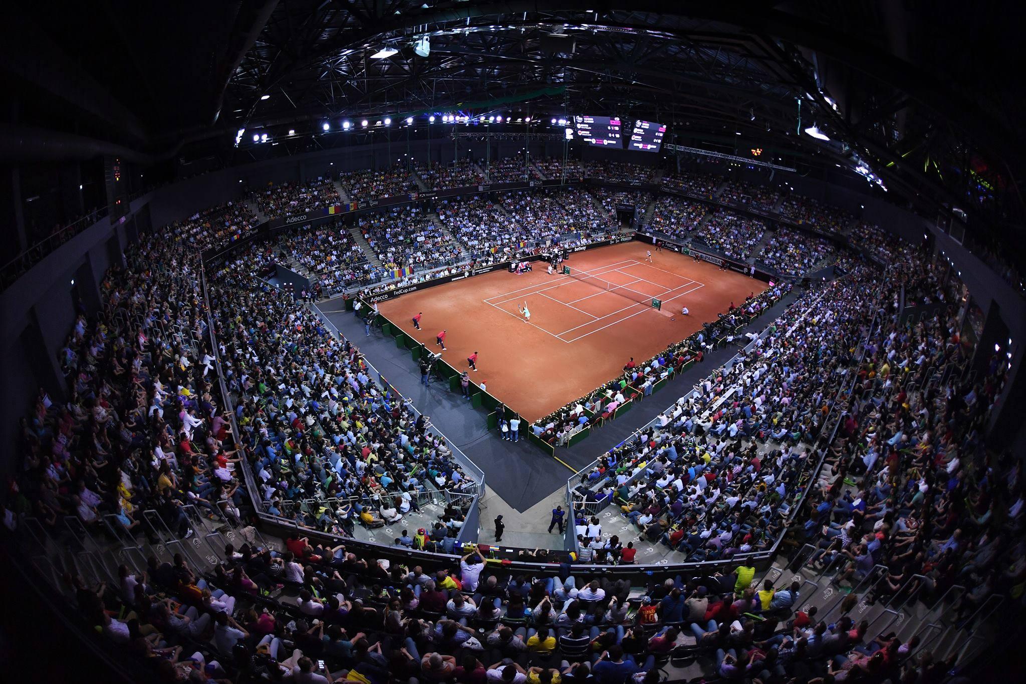 S-au pus în vânzare biletele pentru meciul de Fed Cup dintre România şi Elveţia, de la Sala Polivalentă Cluj!