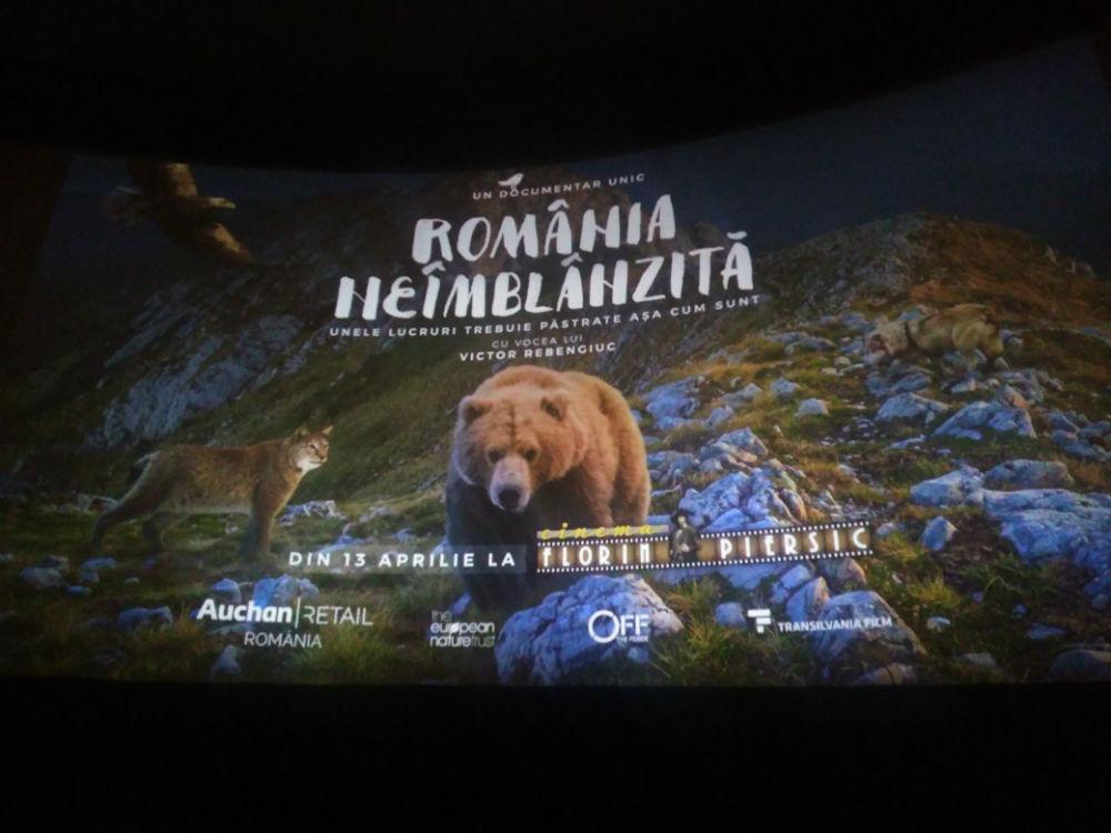 """""""România neîmblânzită"""" – reverenţă în faţa naturii"""