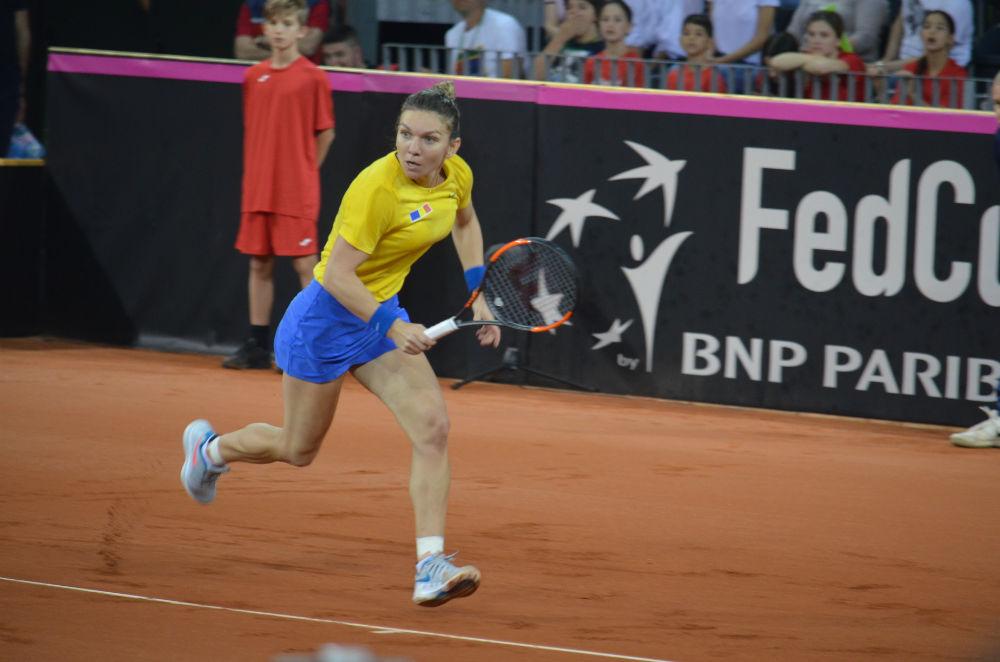 Simona Halep, numărul 1 mondial, a devenit imaginea Băncii Transilvania!