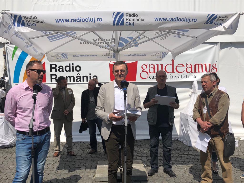 Site-ul partener Clujul Cultural, printre premianţii ediţiei record a târgului Gaudeamus la Cluj, cu peste 28.000 de vizitatori!