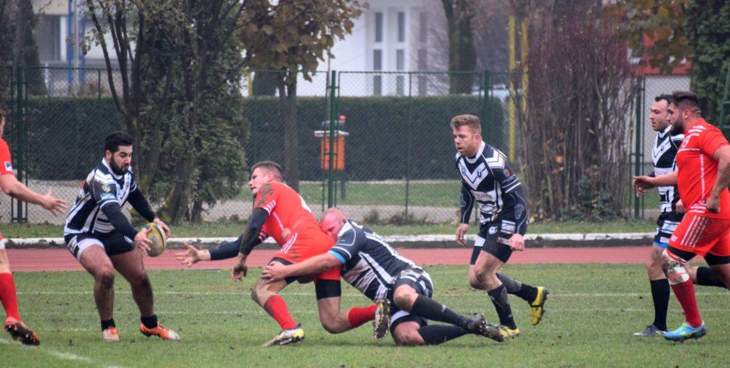 Rugbyiştii clujeni joacă în deplasare la Dinamo