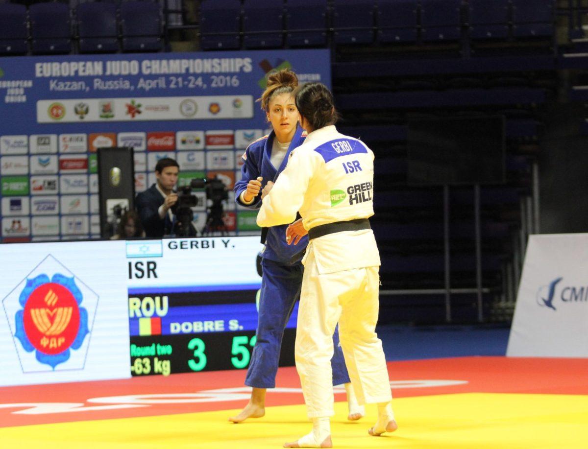 Judoka universitare participă la Europeanul de la Tel Aviv