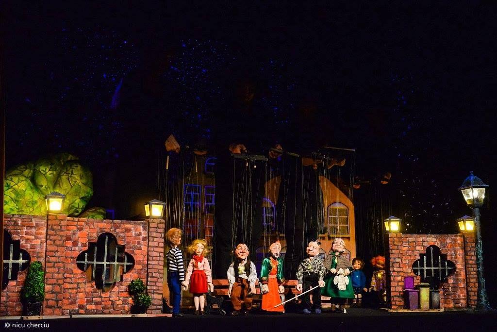 """Spectacolul clujean """"Strada cu îngeri"""" reprezintă România la Festivalul """"Little Ladies, Little Gentlemen"""" din Ankara"""