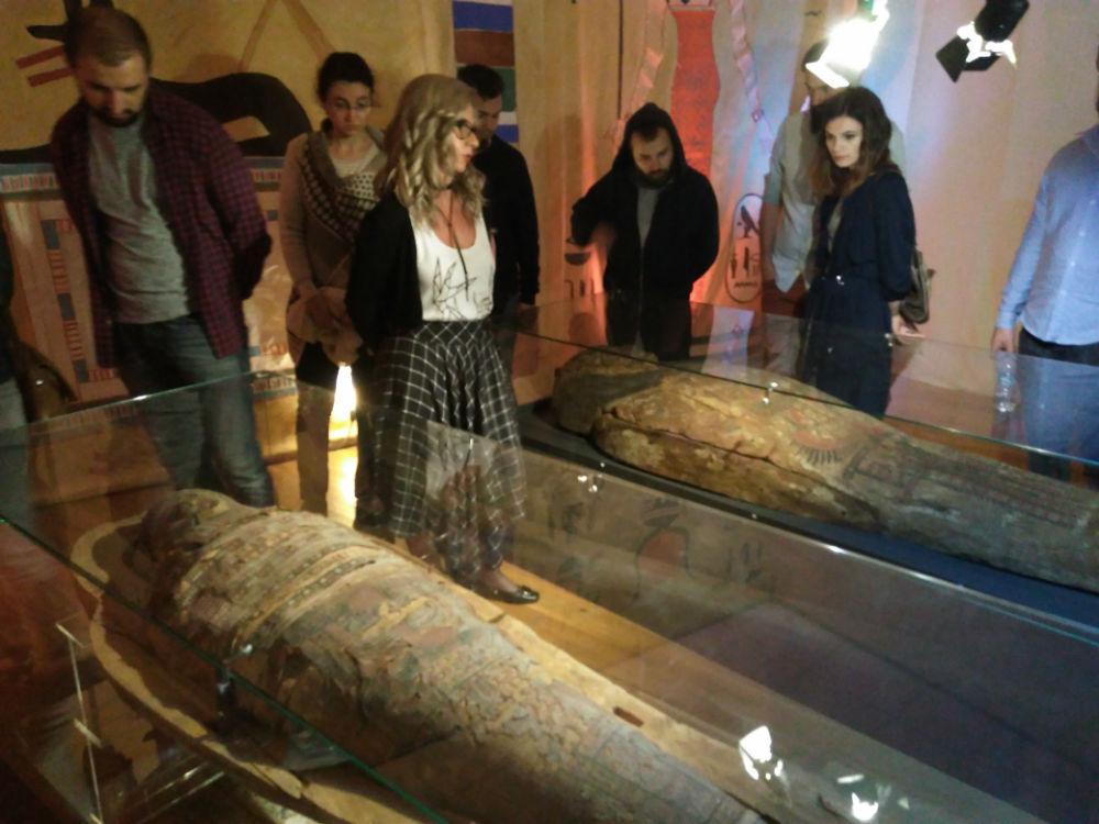Muzeele clujene, luate cu asalt sâmbătă seara, cu ocazia evenimentului tradiţional Noaptea Muzeelor! FOTO