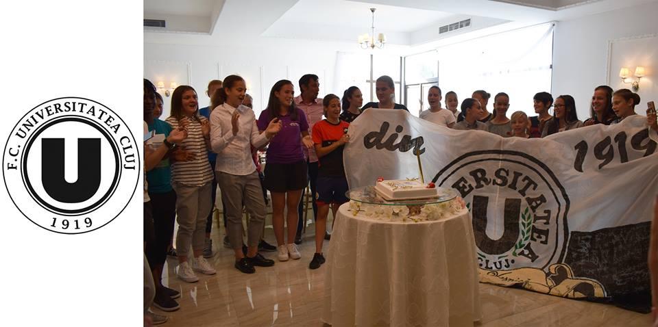 Olimpia Cluj intră oficial în familia Universităţii Cluj şi va evolua în alb şi negru din sezonul viitor!