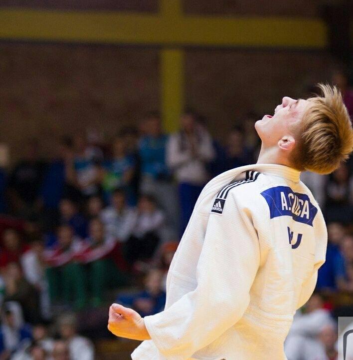 """Judokanii de la """"U"""" Cluj au încheiat pe podium Cupa Europeană de Judo U18 de la Cluj-Napoca"""