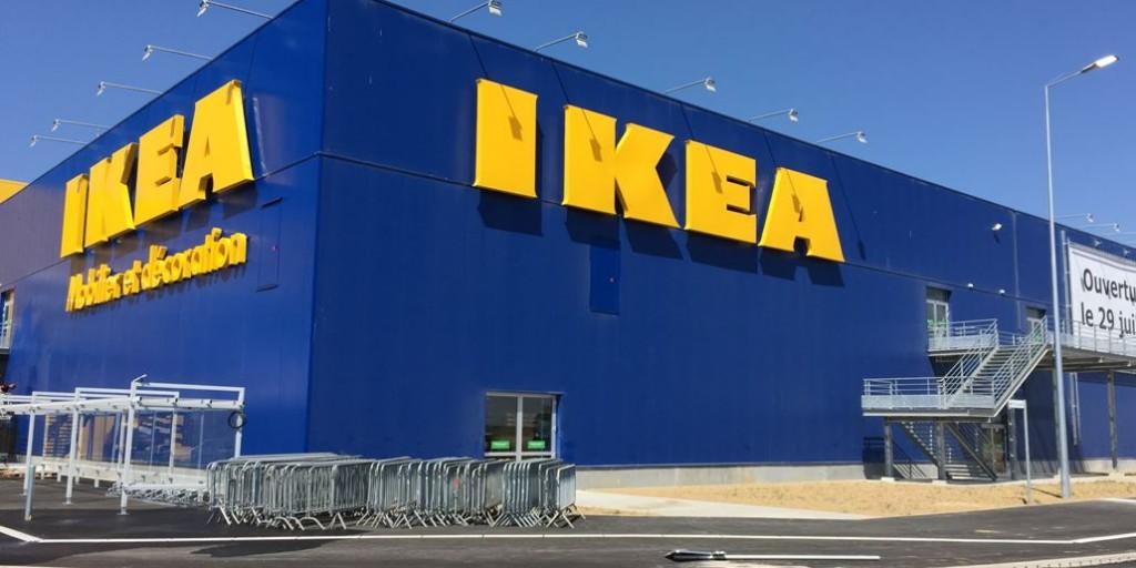 IKEA și-a închis magazinele din România