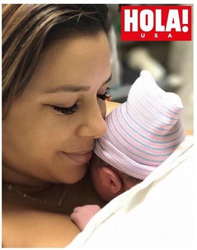 Actriţa Eva Longoria, în vârstă de 43 de ani, a născut primul ei copil