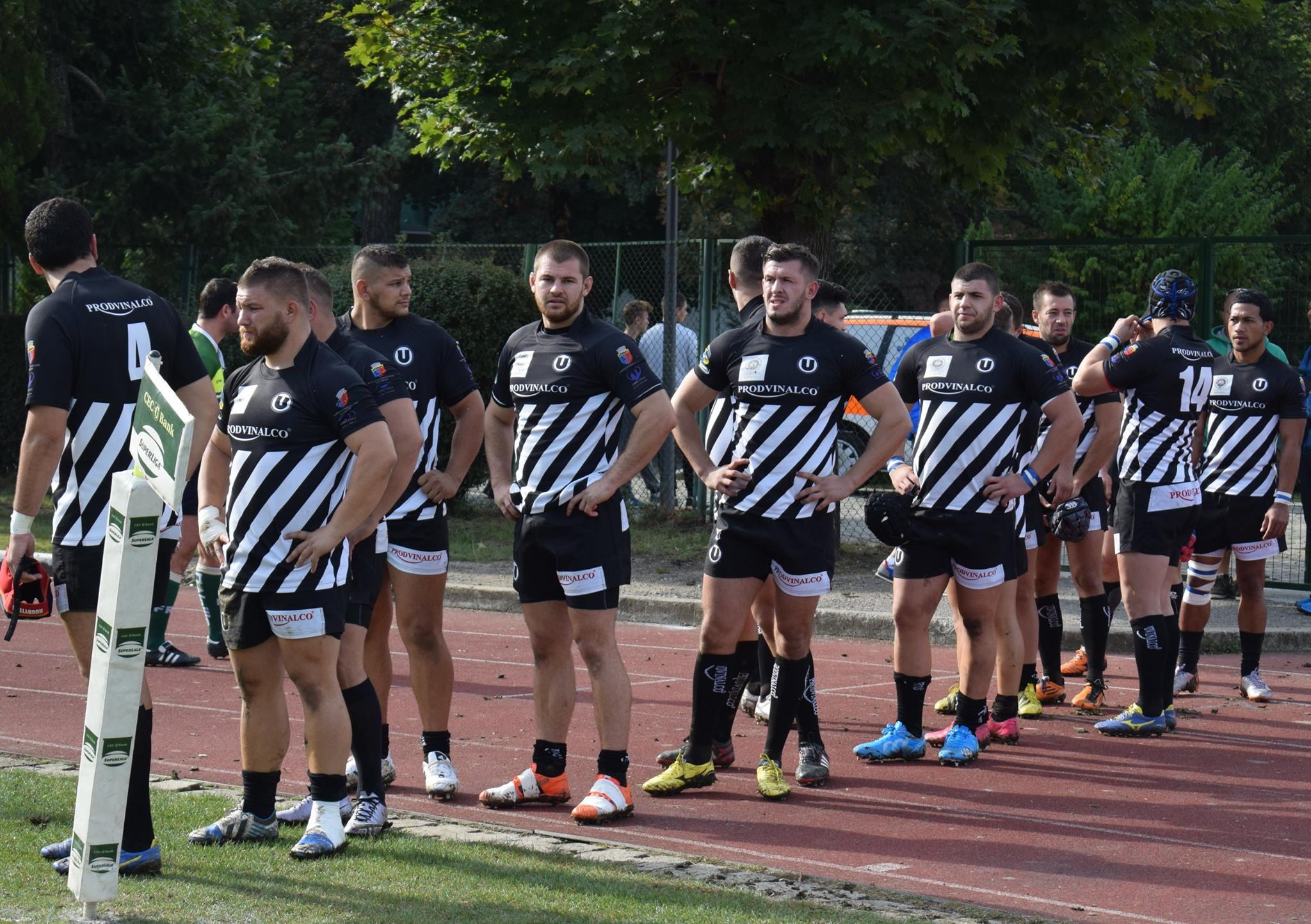 """Rugbyiştii de la """"U"""" Prodvinalco se reunesc luni după două luni de vacanţă!"""