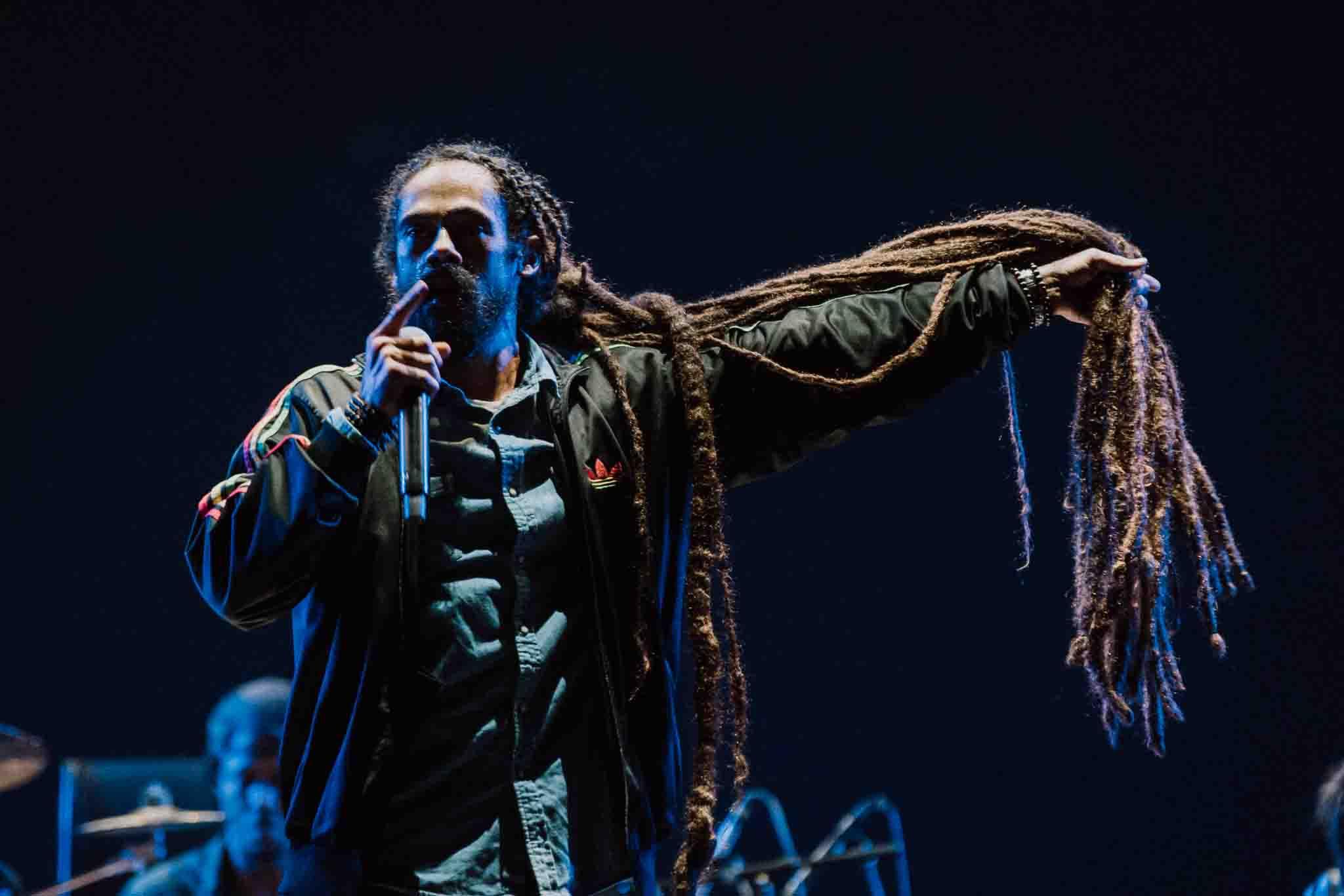 """Damian Marley, pentru prima dată în România, la Electric Castle: """"Muzica e un instrument al schimbării. Muzica poate ajuta umanitatea să progreseze"""""""