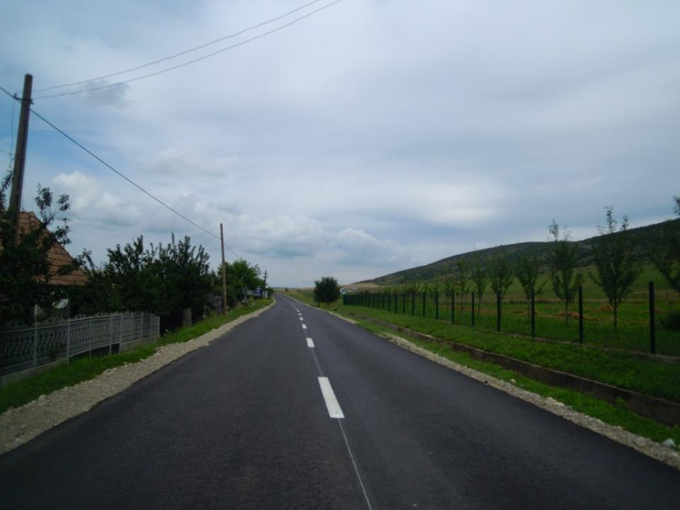 20 de sectoare de drumuri județene de 331 de km, propuse pentru modernizare cu fonduri europene