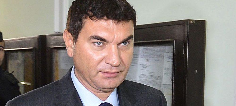 Fostul președinte de la Dinamo, Cristian Borcea, eliberat condiţionat