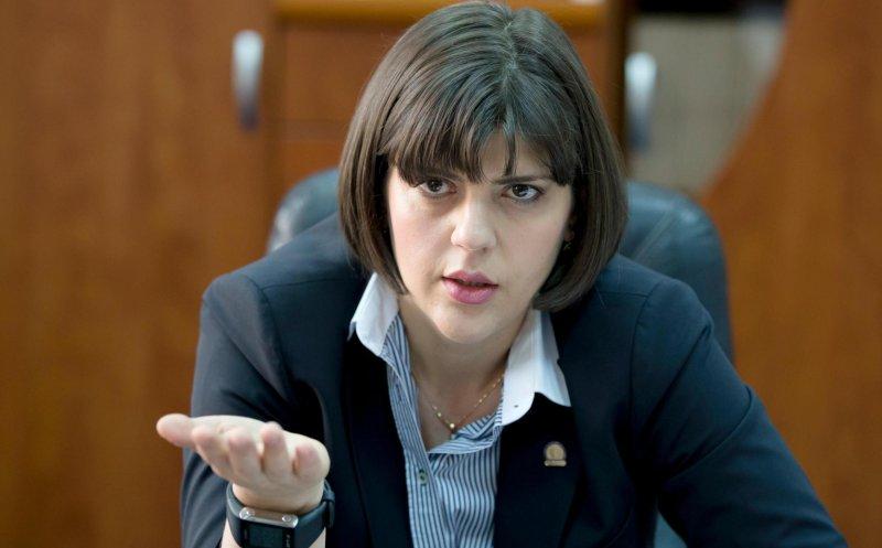 Bilanţul lui Kovesi la şefia DNA: A trimis în judecată 14 miniştri, 39 de deputaţi, 14 senatori şi un membru al Parlamentului European