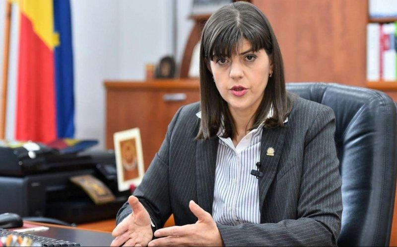 Preşedintele Iohannis a revocat-o pe Laura Codruţa Kovesi de la şefia DNA! Anca Juma, noul procuror şef interimar!