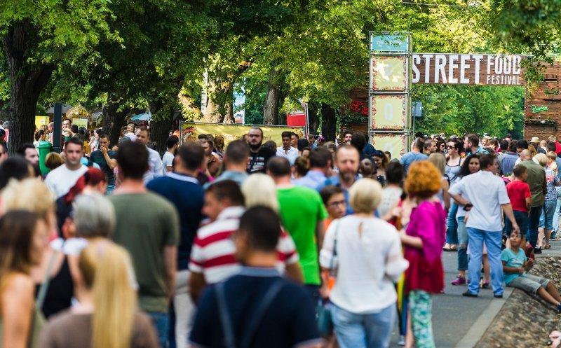 Se închide Aleea Stadionului în acest weekend pentru Street Food Festival!