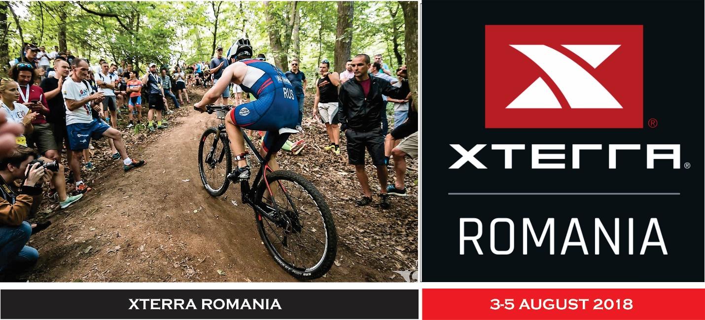 XTERRA România: 150 de sportivi de top din Europa concurează, la Tîrgu Mureș, în cel mai important circuit internațional de Cross Triathlon