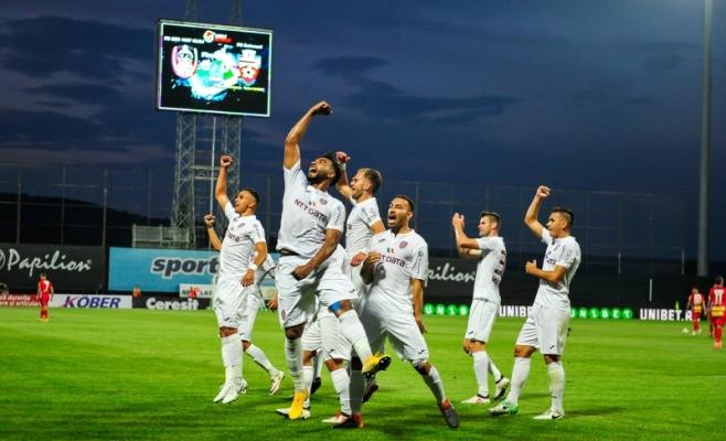CFR Cluj va încasa 10 milioane de euro dacă se califică în grupele Europa League