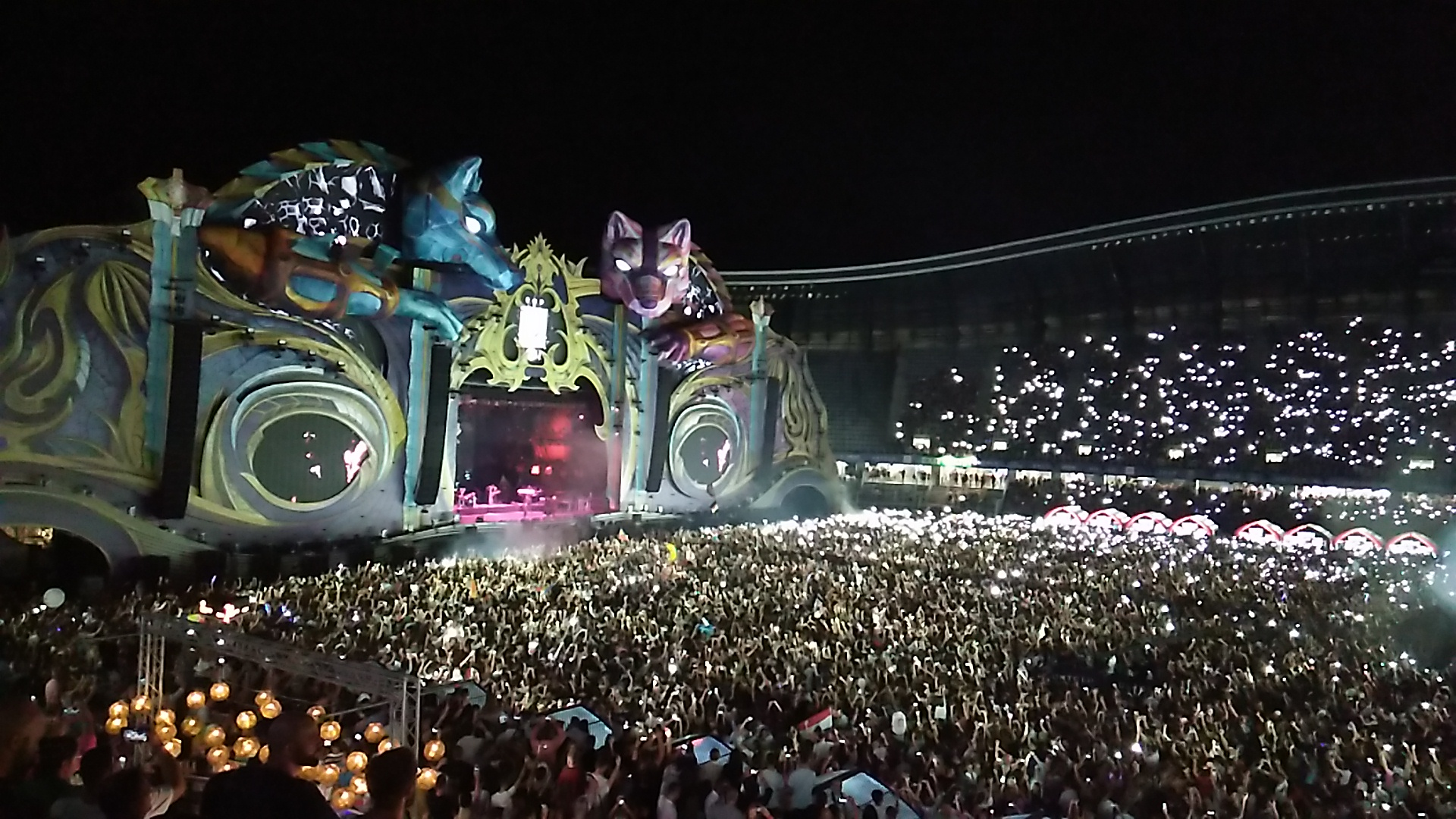 Black Eyed Peas, declaraţie de dragoste pentru România, la UNTOLD Festival! VIDEO