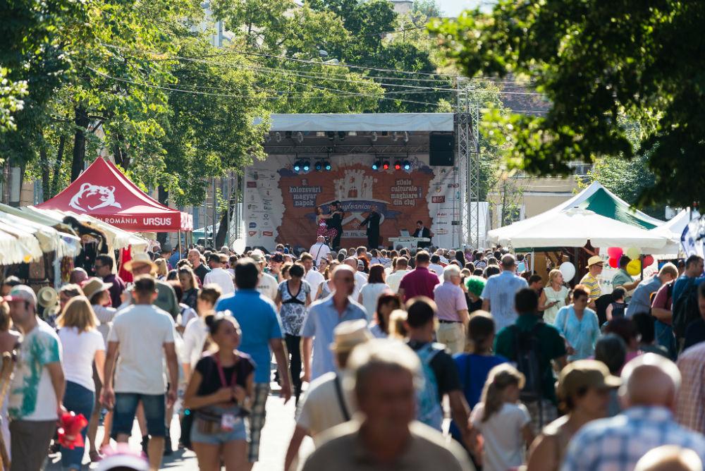 Peste 600 de evenimente la ediţia a 9-a a Zilelor Culturale Maghiare, dedicată Regelui Matia Corvin!