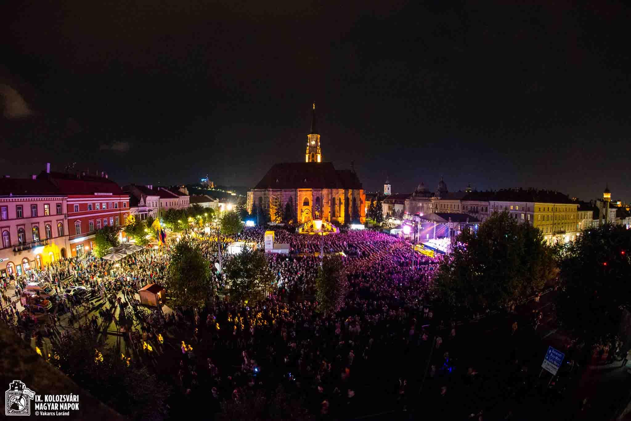 Zilele Culturale Maghiare 2018, în cifre de final – Peste 250.000 de persoane au luat parte la 630 de evenimente desfășurate în 56 de locuri!