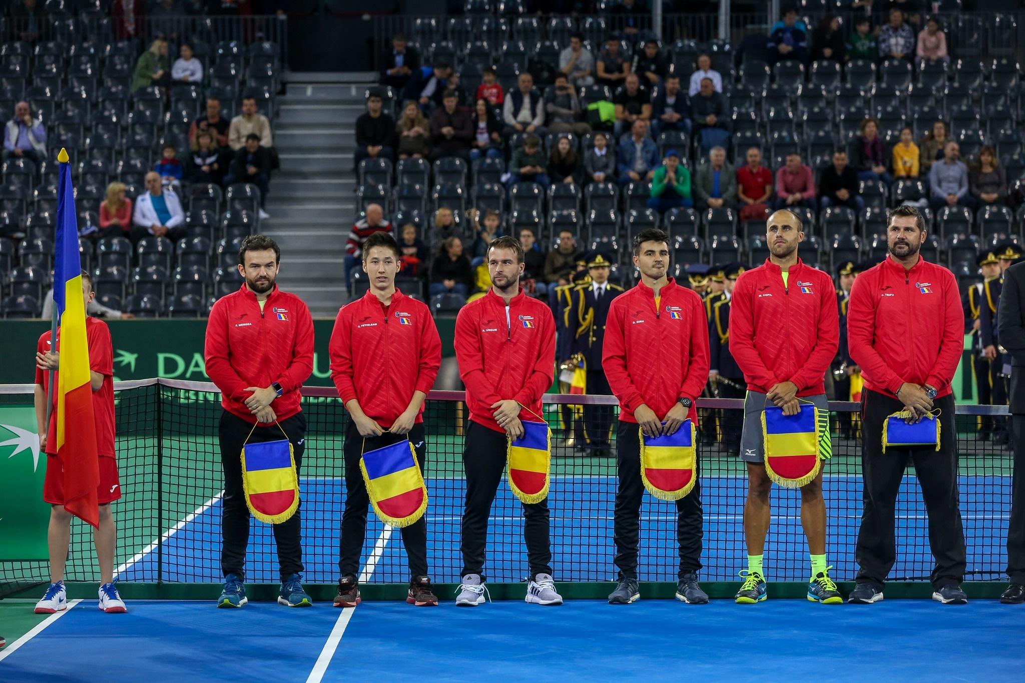 S-au pus în vânzare biletele pentru meciul România – Polonia, 15-16 septembrie 2018, la Sala Polivalentă din Cluj-Napoca