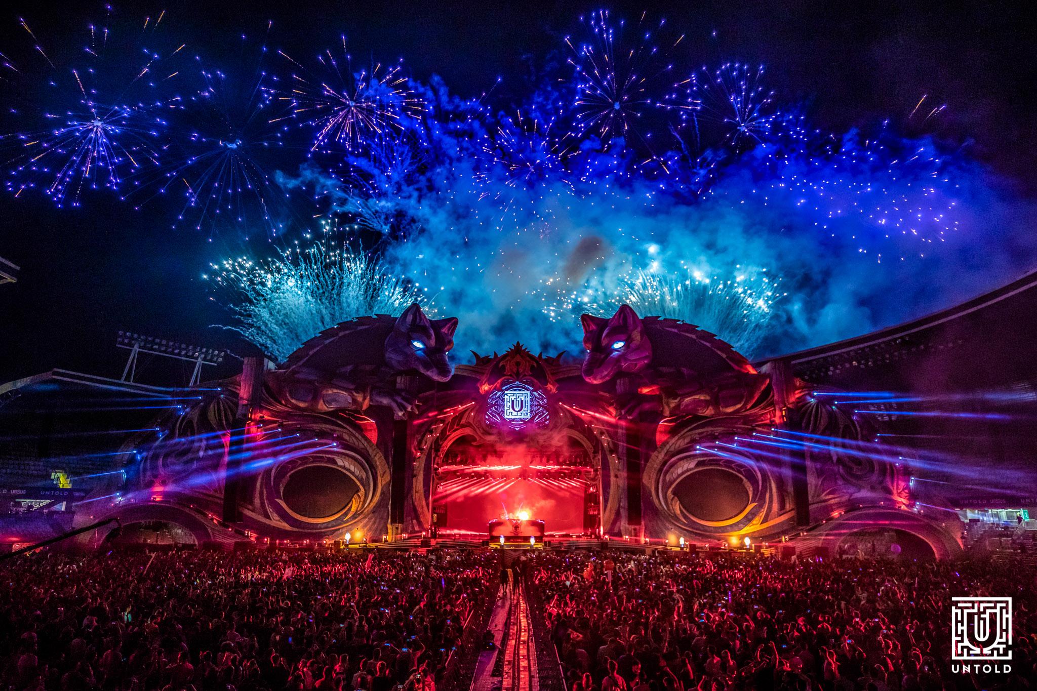RECORD de participanţi în ziua a 2-a la UNTOLD – Peste 89.000 de festivalieri au venit vineri să trăiască experienţa festivalului!