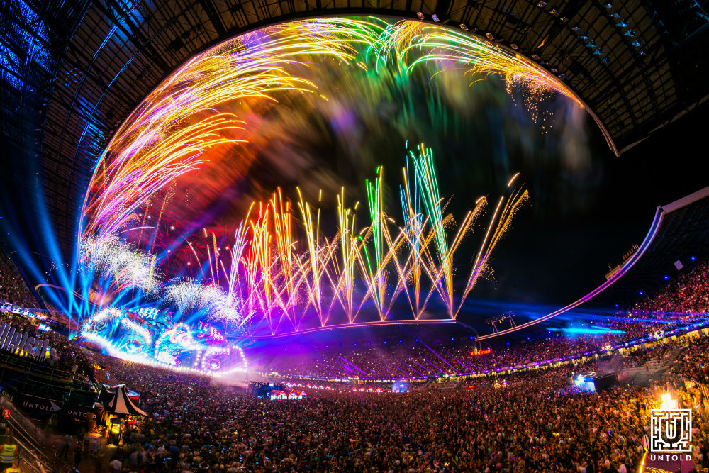 UNTOLD face parte dintr-un top al celor mai bune festivaluri din lume, peste SZIGET sau Coachella!